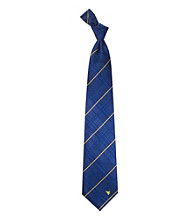 NCAA® University of West Virginia Men's Necktie - Oxford Woven