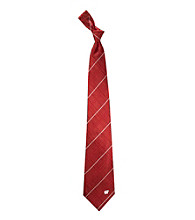 NCAA® University of Wisconsin Men's Necktie - Oxford Woven