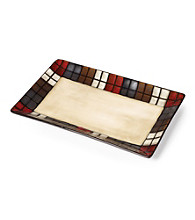 Pfaltzgraff® Everyday Calico Rectangular Platter