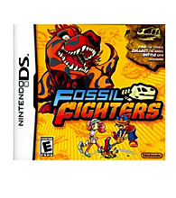 Nintendo DS® Fossil Fighters