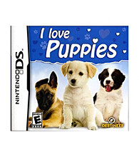 Nintendo DS® I Love Puppies