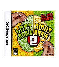 Nintendo DS® Left Brain Right Brain: 2