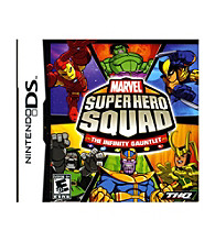 Nintendo DS® Marvel Super Hero Squad: The Infinity Gauntlet