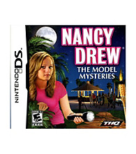 Nintendo DS® Nancy Drew: Model Mysteries