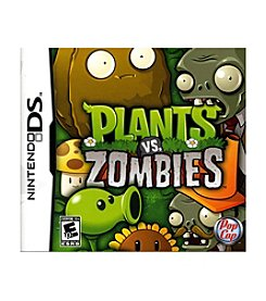 Nintendo DS® Plants vs. Zombies
