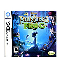 Nintendo DS® The Princess and the Frog