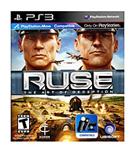 PlayStation® 3 R.U.S.E.: The Art of Deception