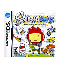 Nintendo DS® Scribblenauts: Write Anything. Solve Everything.