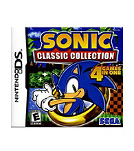 Nintendo DS® Sonic Classic Collection