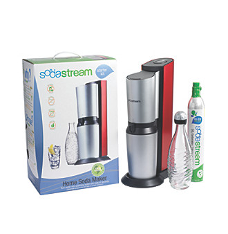 SodaStream® Crystal Home Soda Maker Starter Kit