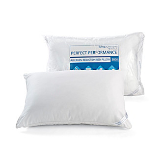 LivingQuarters Perfect Performance Allergy-Reduction Pillow