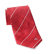NCAA® Ohio State University Men's Necktie - Oxford Woven