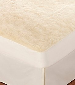 Denali® DownUnder Sleeper 100% Lambswool Mattress Pad