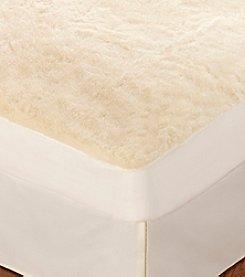 Denali® DownUnder Sleeper 100% Lambswool Mattress Pad