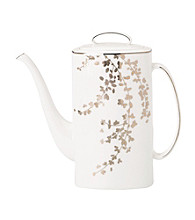 Kate Spade New York® Gardner Street Platinum Coffee Server