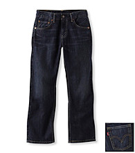 Levi's® Boys' 8-20 505® Midnight Straight Fit Jeans