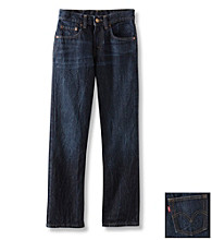 Levi's® Boys' 8-20 514™ Slim Straight Jeans - Satellite