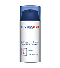 Clarins® Men Super Moisture Gel All Skin Types