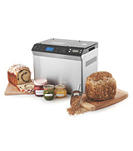 Wolfgang Puck® 2.5 lb. Sensor-Touch Electronic Breadmaker with Removable Scale