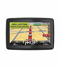 TomTom® VIA 1505TM GPS Navigation System with Lifetime Maps & Traffic