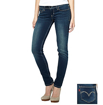 Levi's® Juniors' Demi Curve ID Skinny Jeans