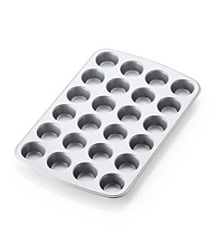 Chef's Quarters by Wilton 24-Cup Mini Muffin or Cupcake Pan