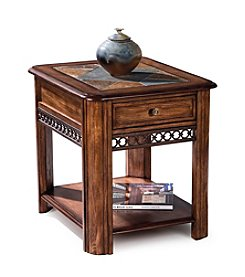 Magnussen® Home Madison Rectangular End Table