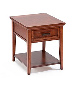 Magnussen® Home Harbor Bay End Table
