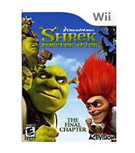 Nintendo® Wii® Shrek: Forever After - The Final Chapter