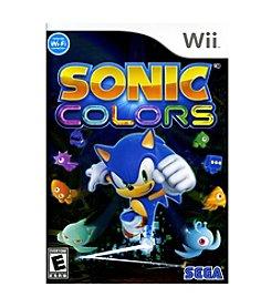Nintendo® Wii® Sonic Colors