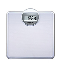 Taylor® White Digital Bath Scale
