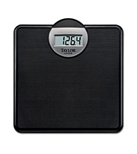 Taylor® Black Digital Bath Scale