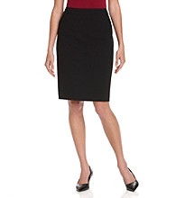 Chaus Black Pencil Skirt