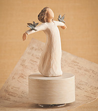 DEMDACO® Willow Tree® Happiness Musical Figurine