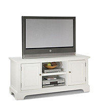 Home Styles® Boca Entertainment Stand - White
