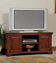 Home Styles® Livingston Entertainment Stand - Cherry
