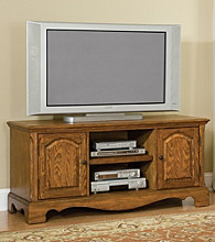 Home Styles® Stockton Oak Entertainment Stand