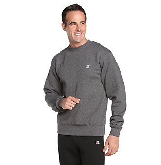 Champion® Men's Eco Crewneck Fleece