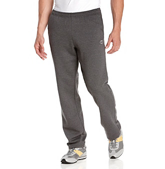 Champion® Men's Eco Open Bottom Pants - Granite Heather