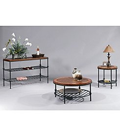 Bassett® Mirror Company Bentley Occasional Table Collection