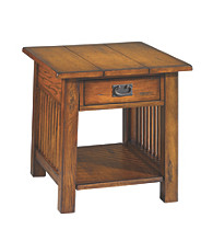 Hammary® Canyon End Table
