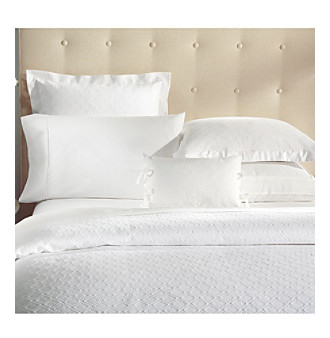 Matelasse Snow Coverlet Bedding Collection by Charisma®