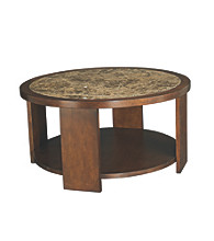 Hammary® Marika Round Cocktail Table