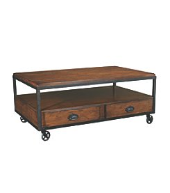 Hammary® Baja Storage Cocktail Table