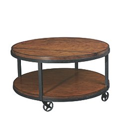 Hammary® Baja Round Cocktail Table