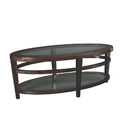 Hammary® Urbana Oval Cocktail Table