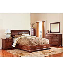 Cresent Retreat Cherry Bedroom Collection
