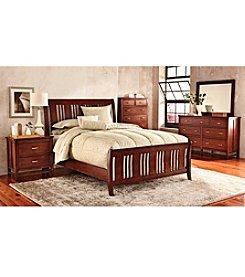 Cresent® Craftsman Cherry Bedroom Collection
