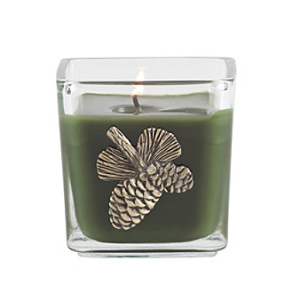 Product: Aromatique Smell of the Tree® Small Cube Candle :  candle