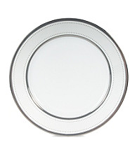Lauren Ralph Lauren Silk Ribbon Pearl Dinner Plate